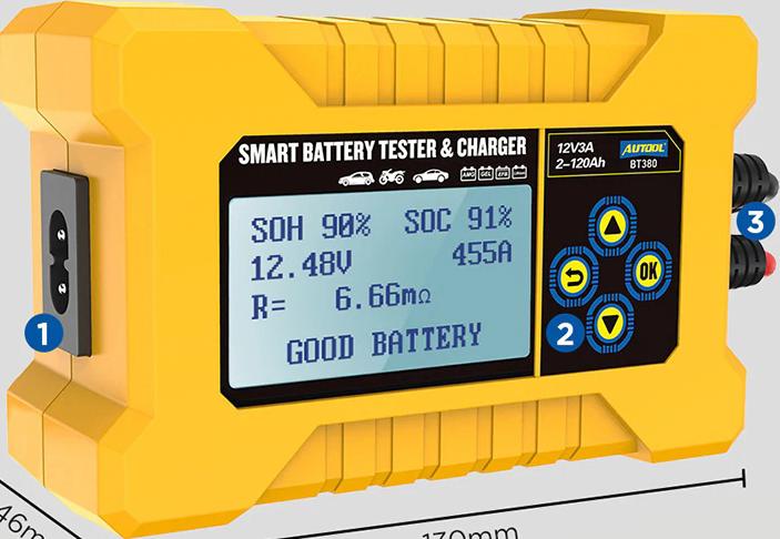 Instrukcja Autool BT380
