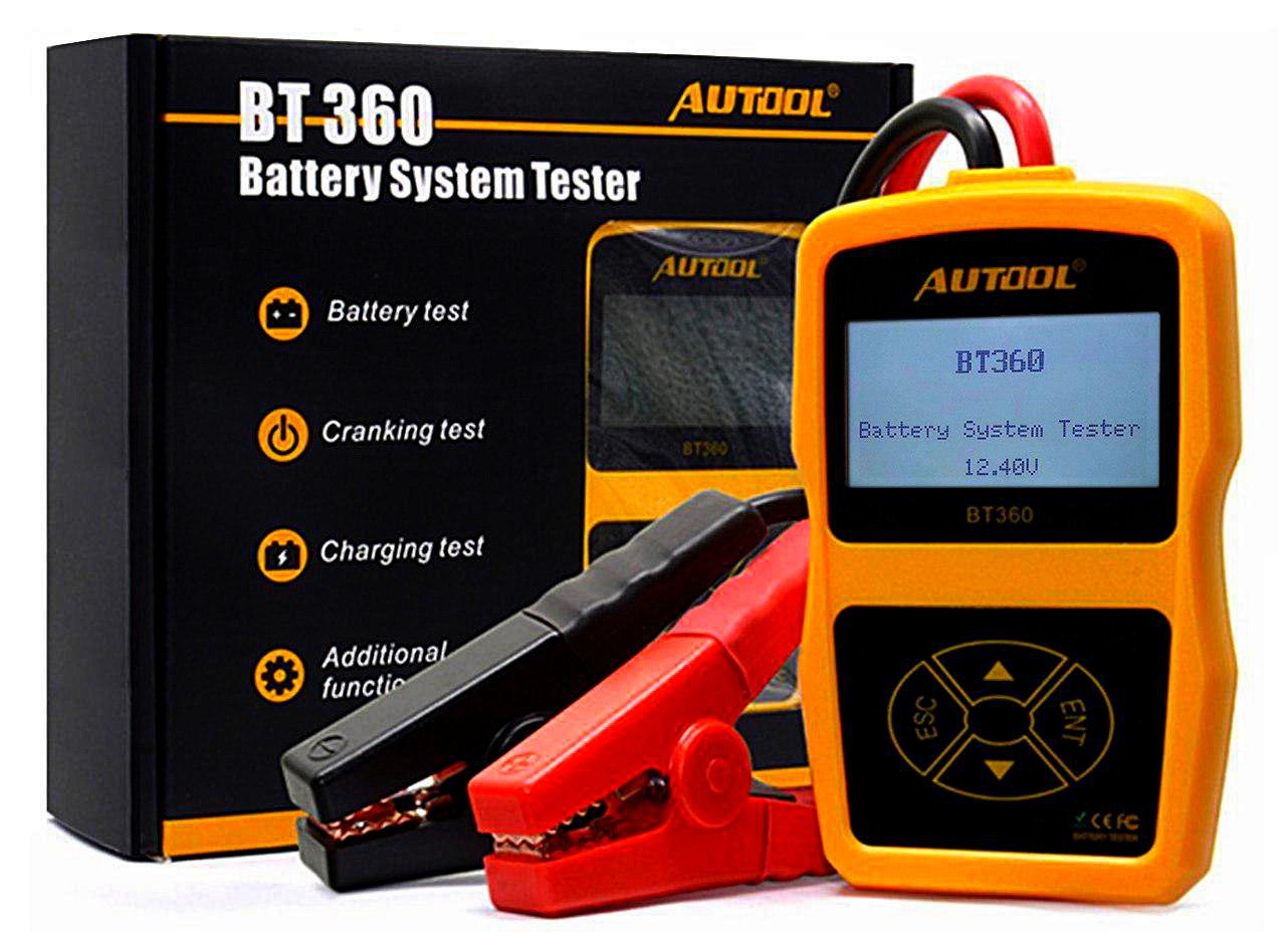 Instrukcja Autool BT360
